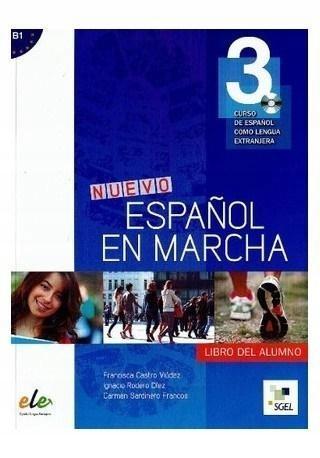 NUEVO ESPANOL EN MARCHA 3 PODRĘCZNIK + CD AUDIO