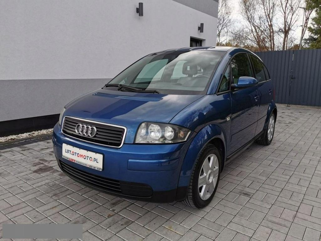 Audi A2 1.4 Benzyna 75KM # Klimatronik # Alu Felgi