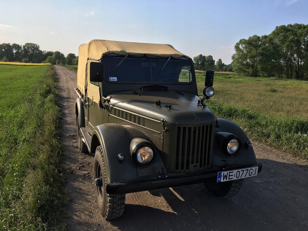 Gaz 69 z 1968