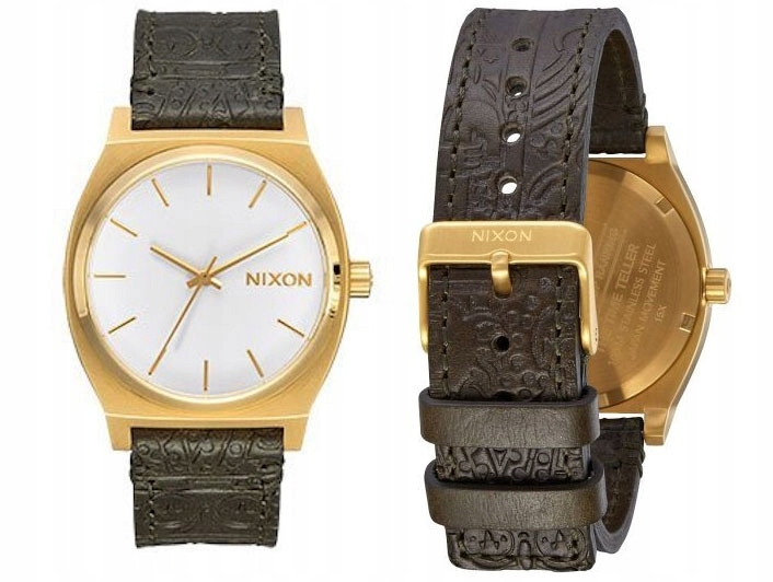 Zegarek NIXON X STEVEN HARRINGTON Limitowana Edycj