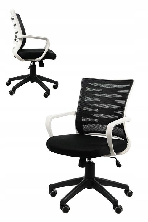 Krzesło Do Biurka Risby Regulacje Nowoczesne Ergo