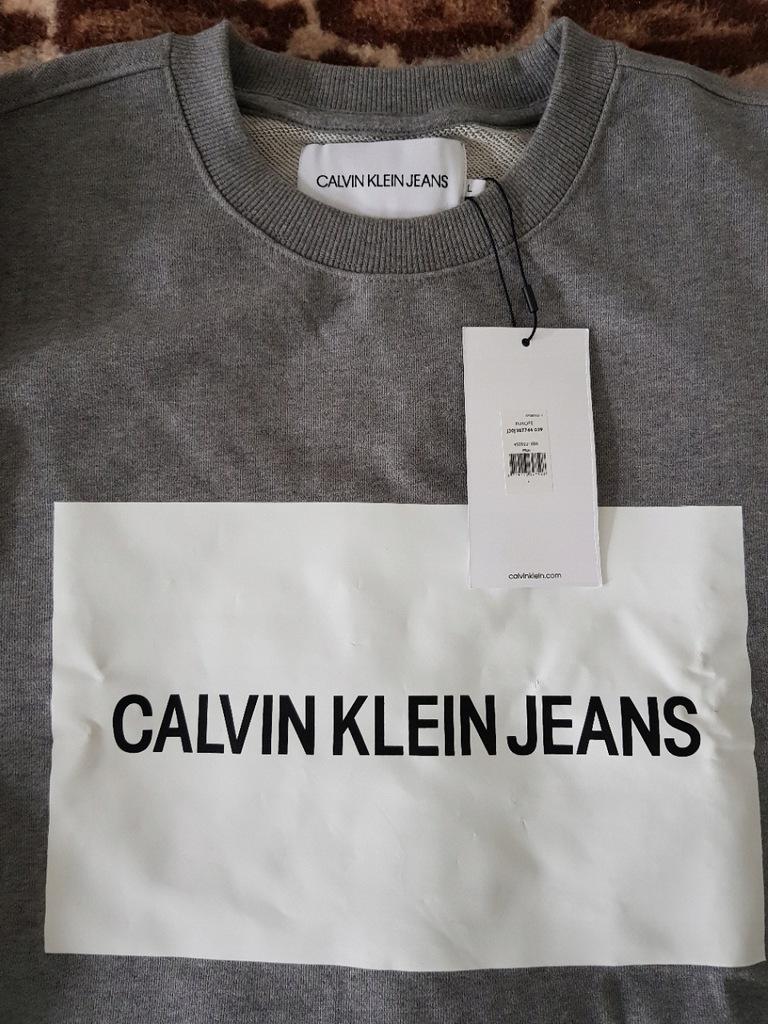 Bluza Calvin Klein Jeans - nowa, oryginalna!