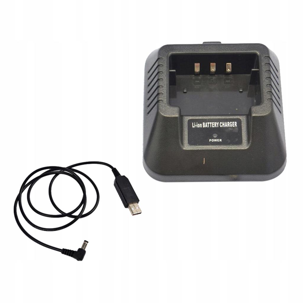 Ładowarka radiowa USB