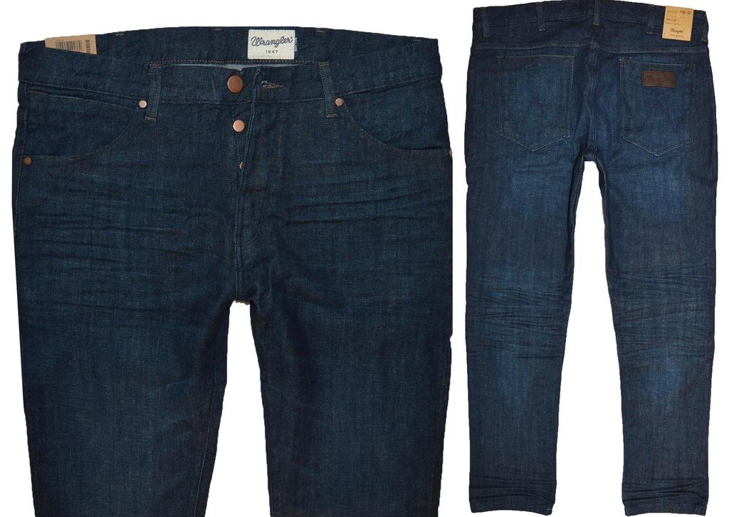 Wrangler BOYTON spodnie W16E-77-97O W36 L32 TAPER