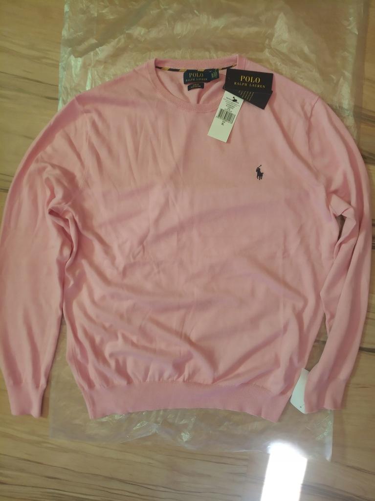 Polo Ralph Lauren sweterek XL NOWY 1/2 ceny