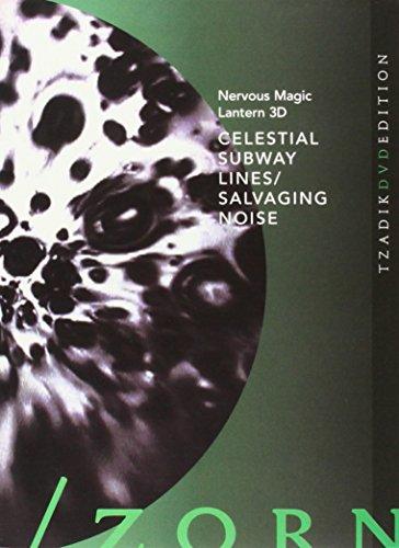 DVD Zorn, John/Ken Jacobs - Celestial Subway Lines