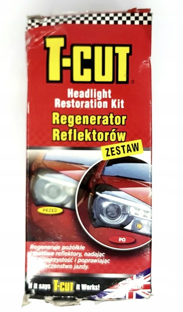 Regenerator do reflektorów T-Cut zestaw