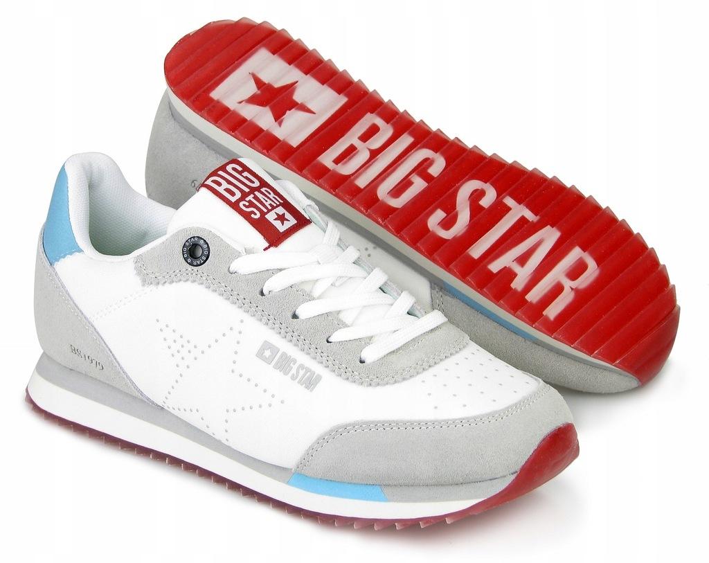 Buty sportowe damskie BIG STAR adidasy FF274874 38