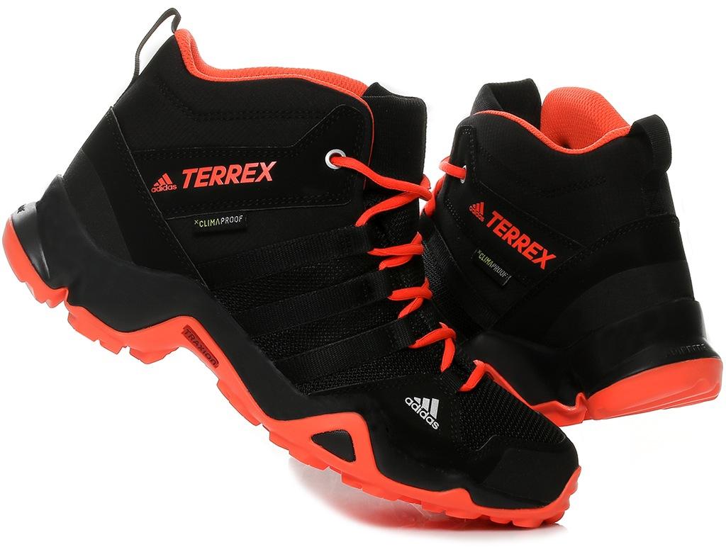 Buty damskie Adidas Terrex AX2R Mid Cp CP9682