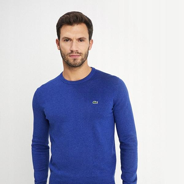 LACOSTE Sweter M T-Shirt Bluza POLO NOWY NOWOŚĆ