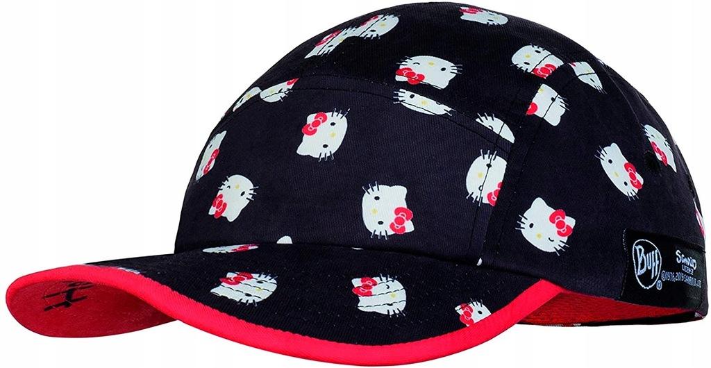 F860 Buff Hello Kitty Czapka z Daszkiem Junior