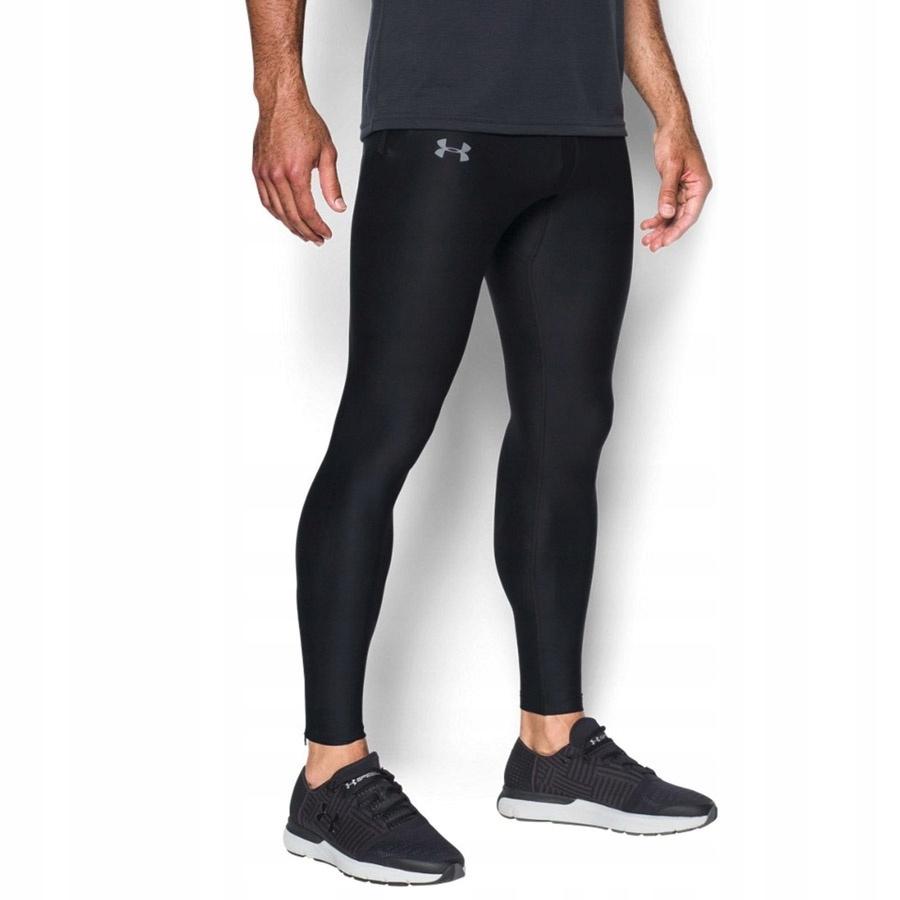 Spodnie UA Run True Heatgear Tight 1301016 001 XXL