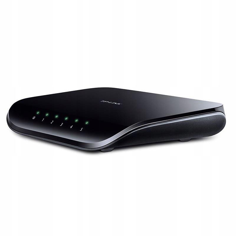 TP-Link TL-SG1005D V6 Gigabit-Switch, 5-Port, unma