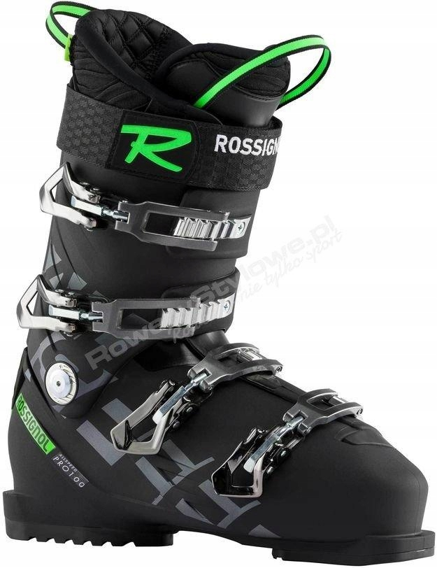 Buty Rossignol AllSpeed Pro 100 Black/Green 275mm