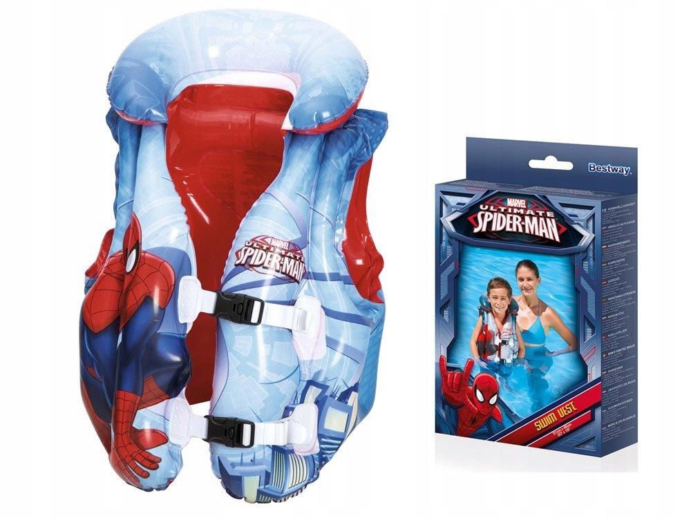 Bestway Kamizelka do pływania Spiderman