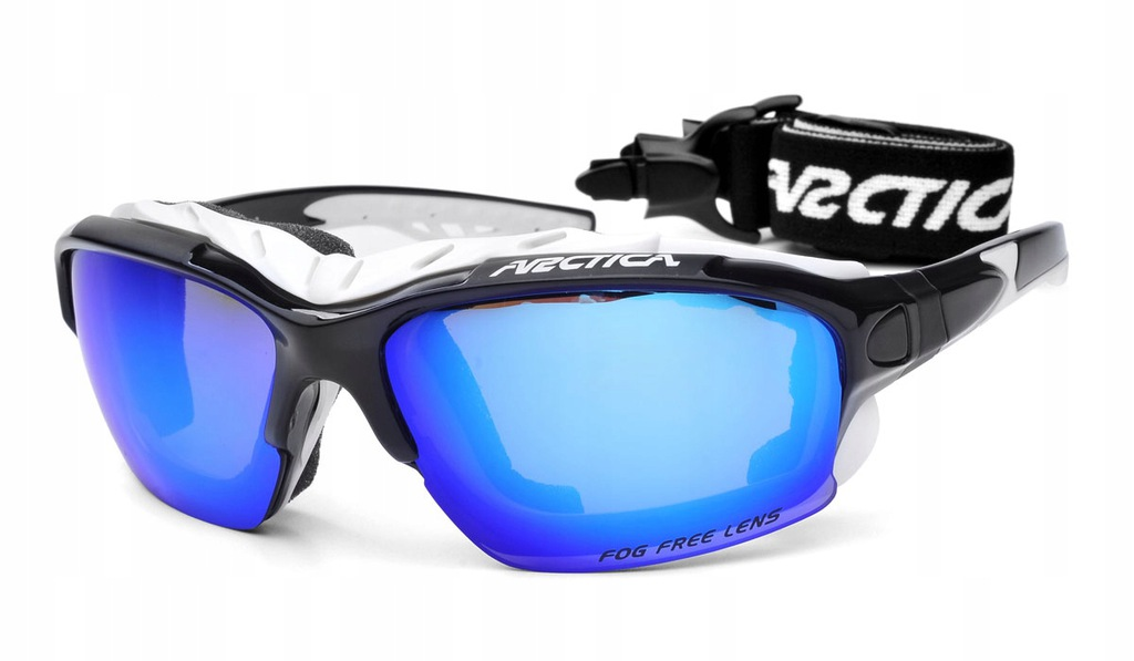 Okulary zimowe ARCTICA S-163D + gratisy
