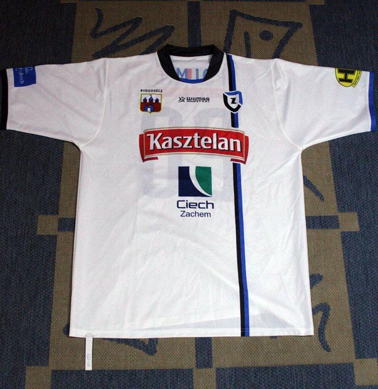 @^@ Zawisza Bydgoszcz - koszula meczowa IV LIGA