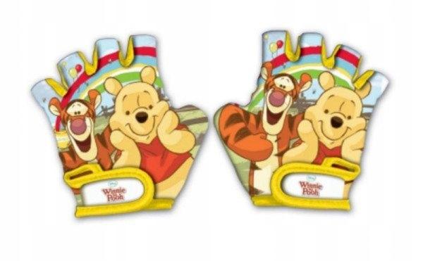 Bajkowe rękawiczki Disney Kubuś Tygrysek na rower