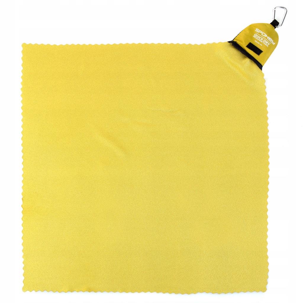 Spokey NEMO - Ręcznik szybkoschnący; 40 x 40 cm