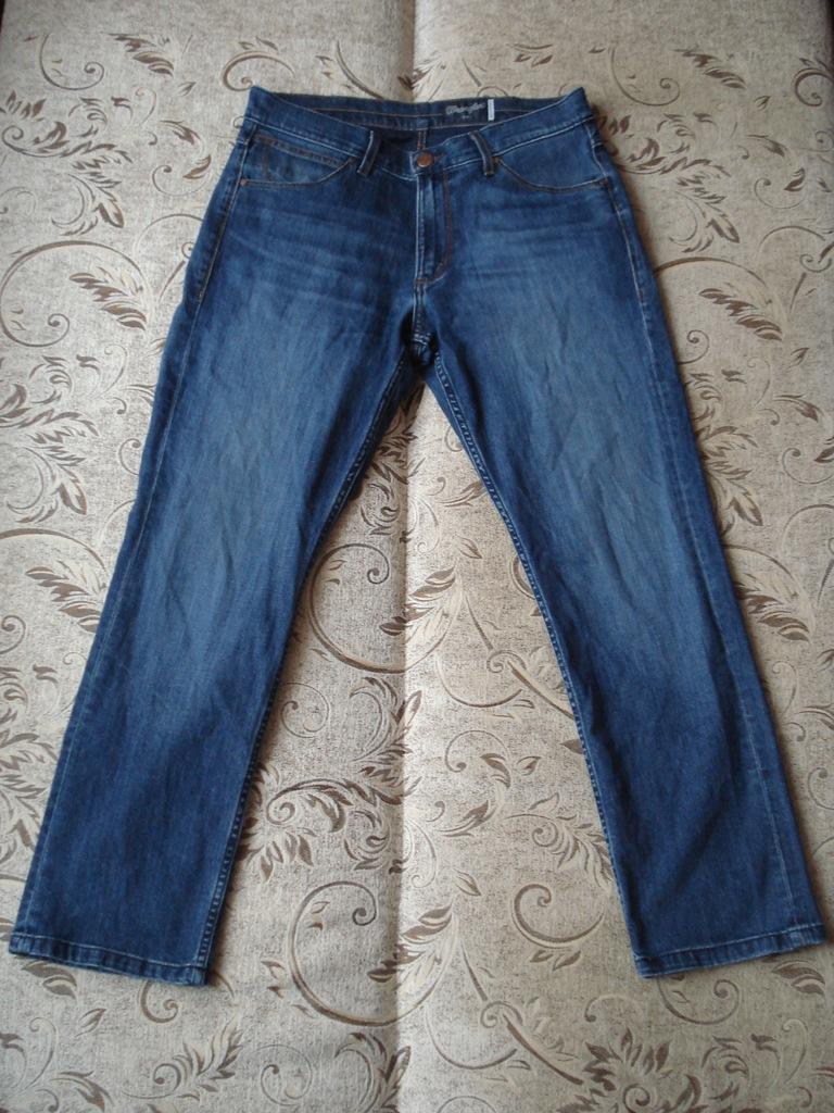 Spodnie Wrangler Texas Stretch W32 L30 pas 80-82