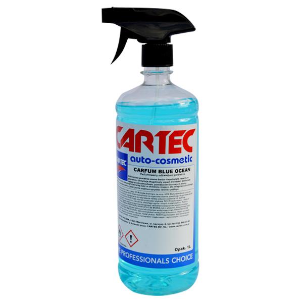 CARTEC Carfum Blue Ocean Zapach Samochodowy 1L
