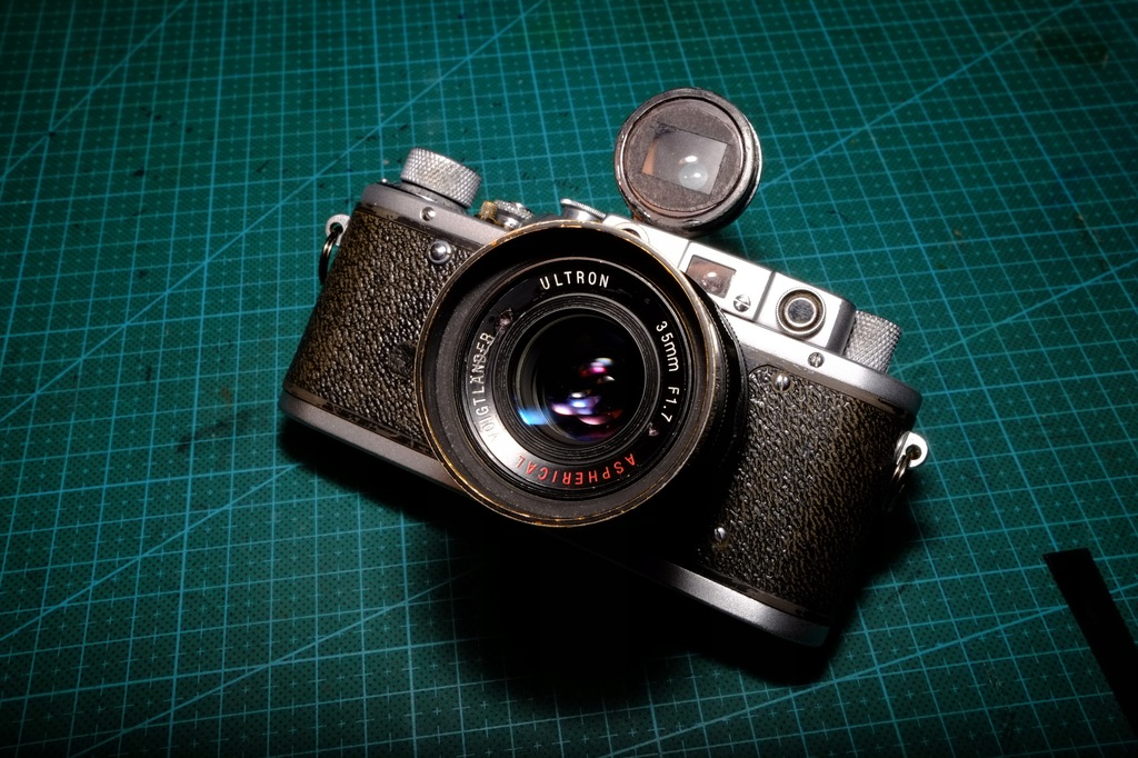 Voigtlander Ultron 35/1.7 M39 Leica M