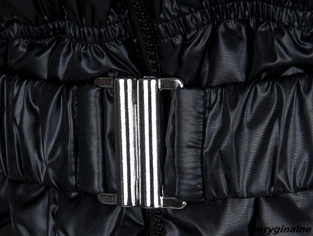 Płaszcz damski Adidas Down X51361 r.L40 Kurtka