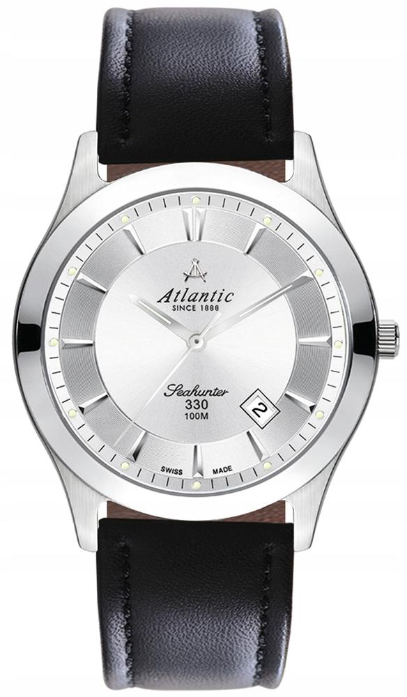 Zegarek męski ATLANTIC Seahunter 71360.41.21 Zegar