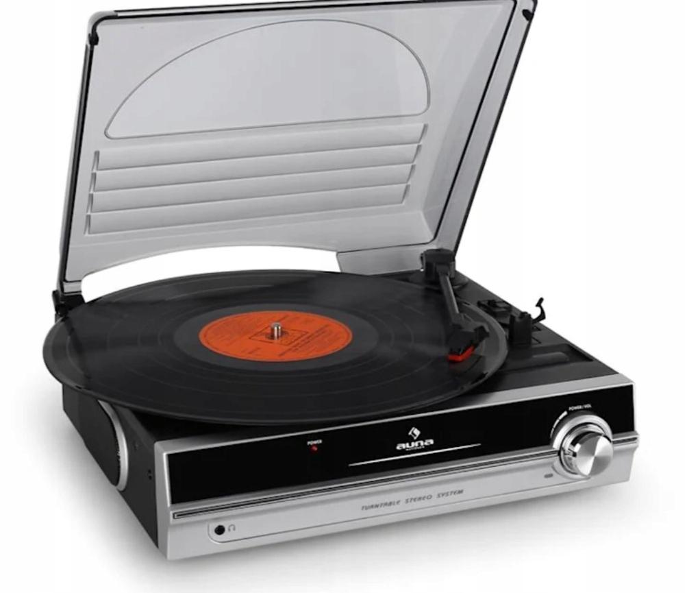 TBA-928 gramofon z wbudowanymi głośnikami