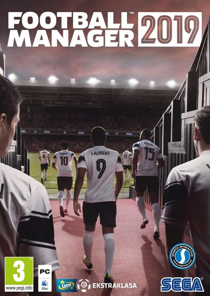 Football Manager 2019 (FM 2019) (POLSKA WERSJA)