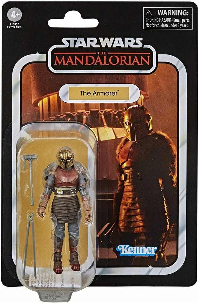 Star Wars Vintage: The Mandalorian - Armorer