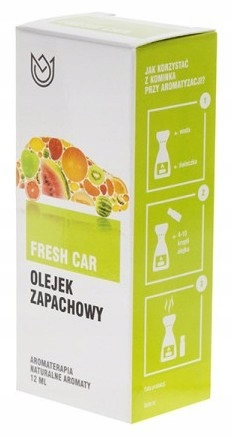 [FRESH CAR] OLEJEK ZAPACHOWY 12 ml (190 zapachów!)