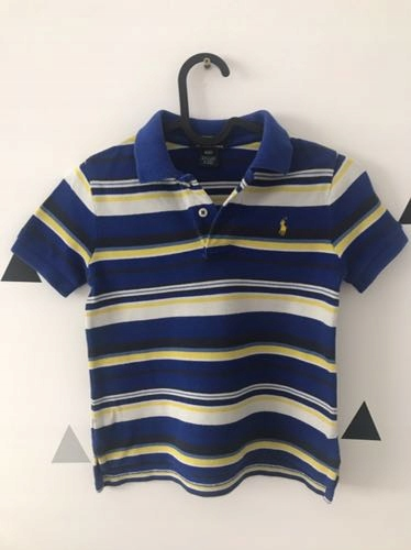 Tshirt polo ralph louren 4 lata 110 koszulka bluzk