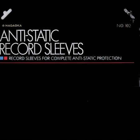ANTI-STATIC RECORD SLEEVES 50 SZT (KOSZULKI NA LP)