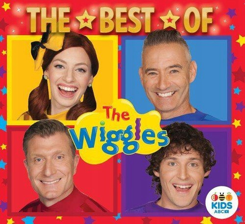 WIGGLES: BEST OF (CD)