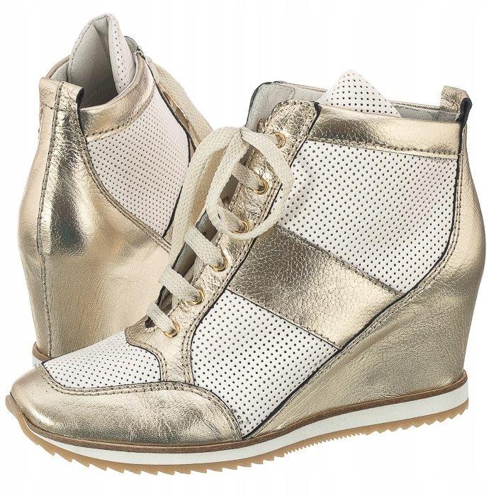 Buty Damskie Sneakersy Botki Venezia 5408 Zlote 7630980189 Oficjalne Archiwum Allegro