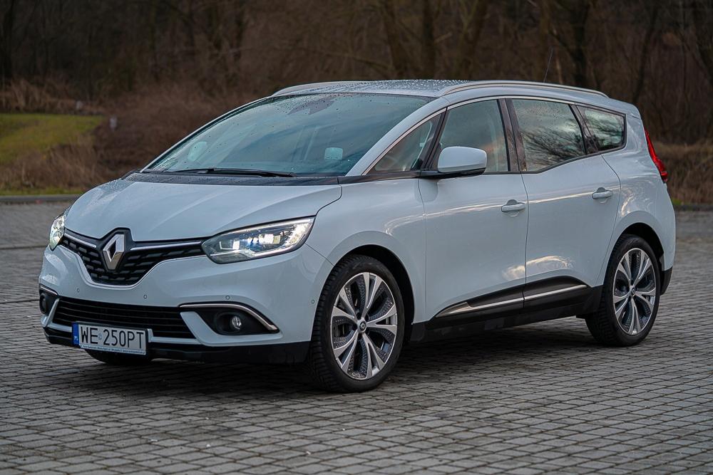 Renault Grand Scenic Iv 1 5 Dci 110 Km Intens Edc 8989138646 Oficjalne Archiwum Allegro