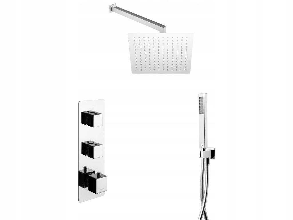 Zestaw Prysznicowy Natrysk Podtynkowy CORSAN