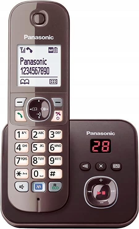 Telefon bezprzewodowy Panasonic KX-TG6821GA