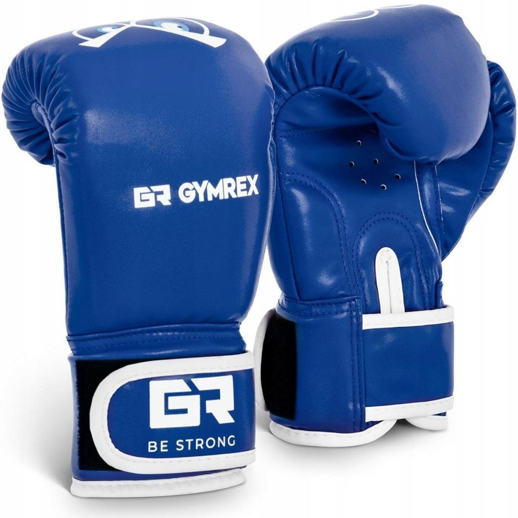 Rękawice bokserskie treningowe dla dzieci 4 oz nie