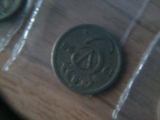 srebna moneta