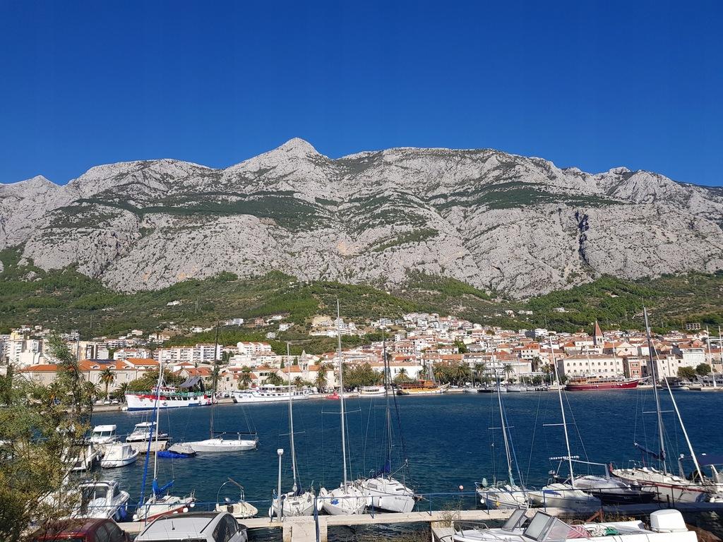 Wczasy Chorwacja - Makarska 2020