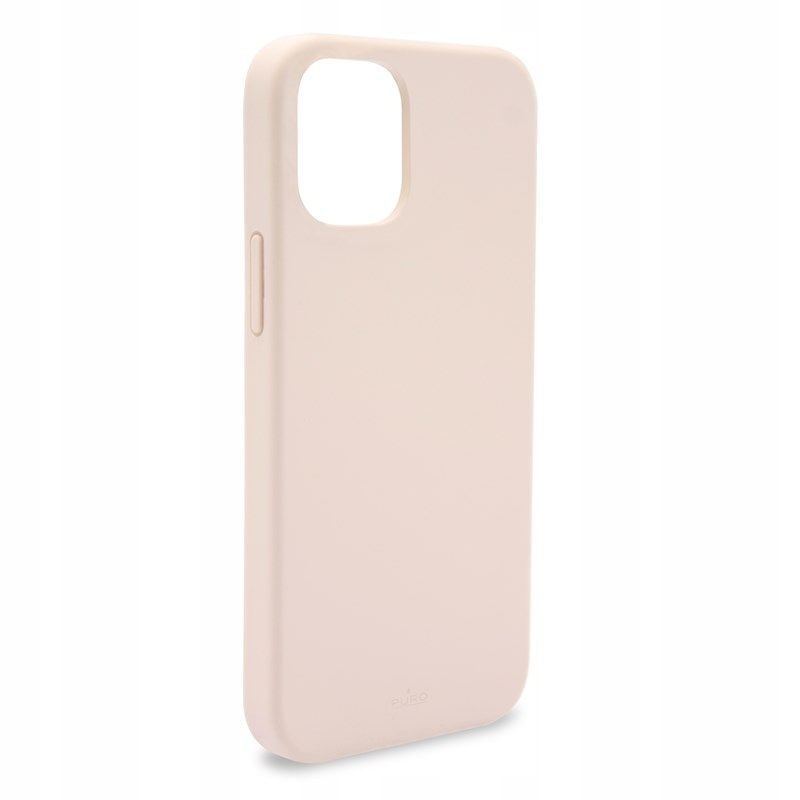 Etui do iPhone 12 / 12 Pro PURO ICON Anti-Microb P