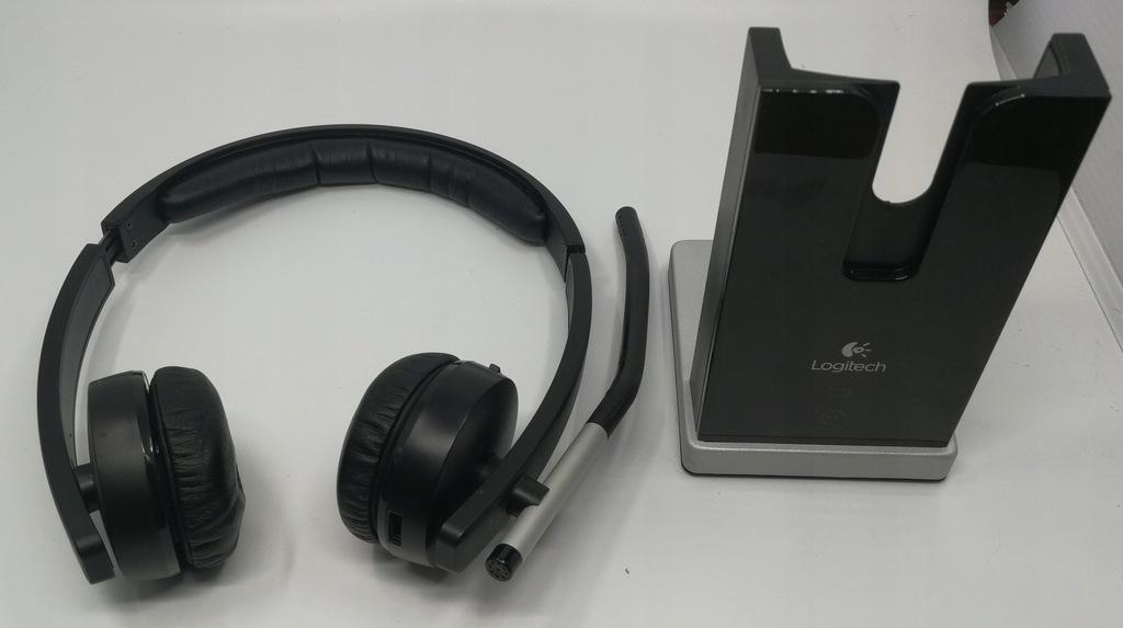 HEADSEt LOGITECH H820 DUAL ZESTAW SŁUCHAWKOWY