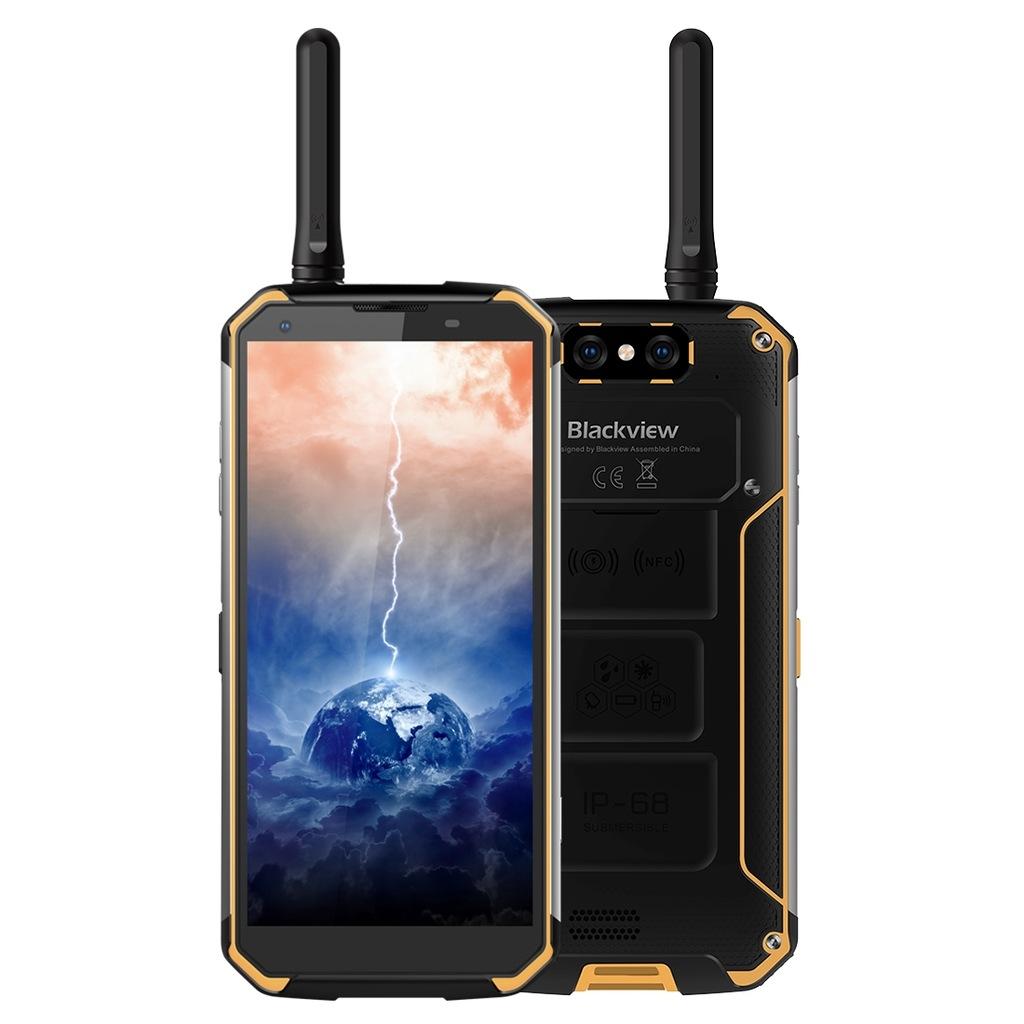 Telefon BLACKVIEW BV9500 PRO IP68 6/128GB ŻÓŁTY