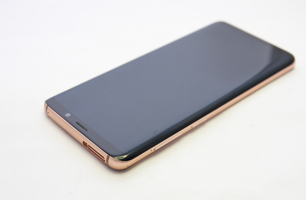 SAMSUNG GALAXY S9+ G965 WYŚWIETLACZ LCD SZYBKA ORG