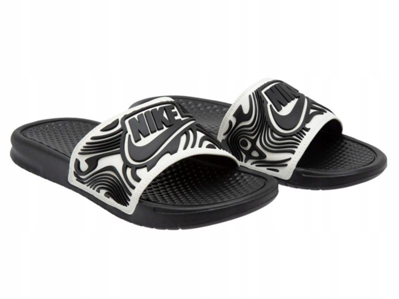 Klapki Nike Benassi JDI AJ6745-100 44 28cm