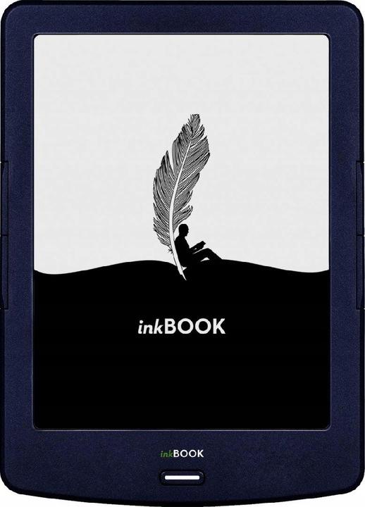 Czytnik inkBOOK Lumos nowy 5500 książek WiFi 4GB