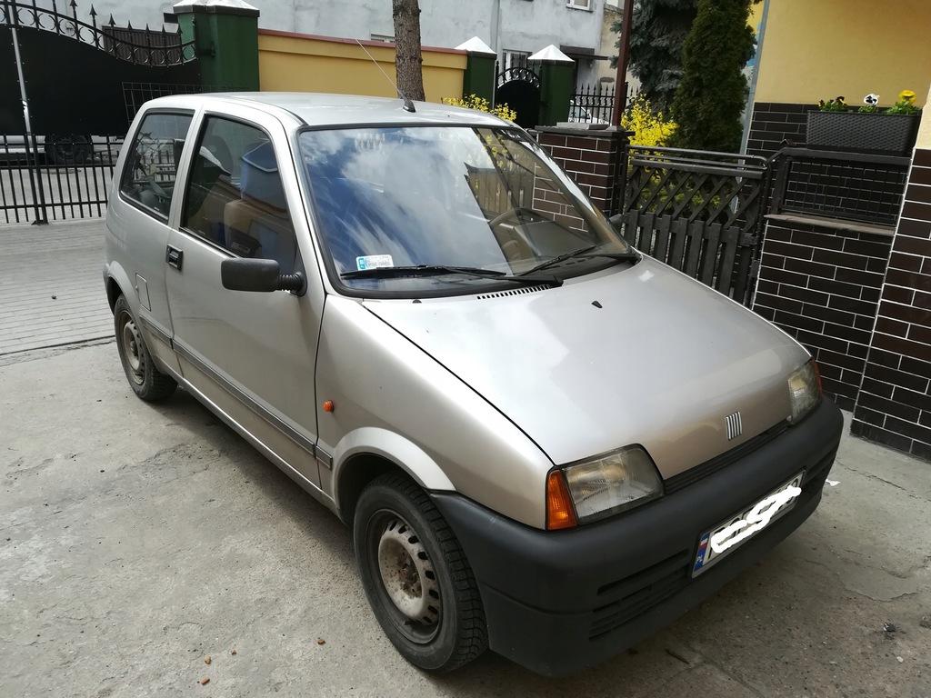 Fiat Cinquecento young