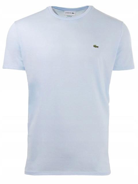 T-shirt męski Lacoste TH6709-T01 - M